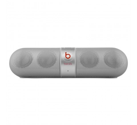 Beats By Dr. Dre Pill 2.0 Portable Bluetooth Speaker (Silver)