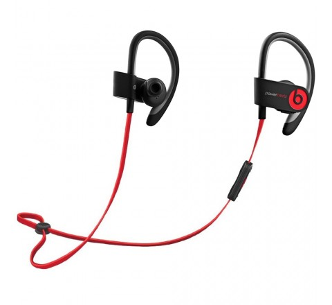 Beats by Dr. Dre Powerbeats 2 Bluetooth Earbuds (Black)