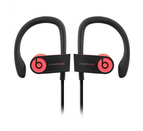 Beats Powerbeats 3 Wireless In Ear Headphones (Red)