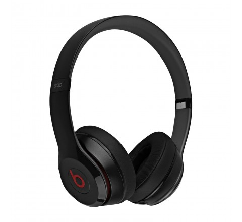 Beats By Dr. Dre Solo 2 On-Ear Headphone (Black)