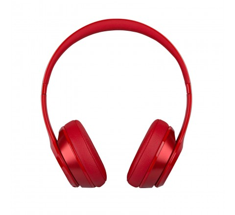 Beats By Dr. Dre Solo 2 Wireless On-Ear Headphones (Red)