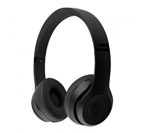 Beats By Dr. Dre Solo 3 Wireless On-Ear Headphones (Black)
