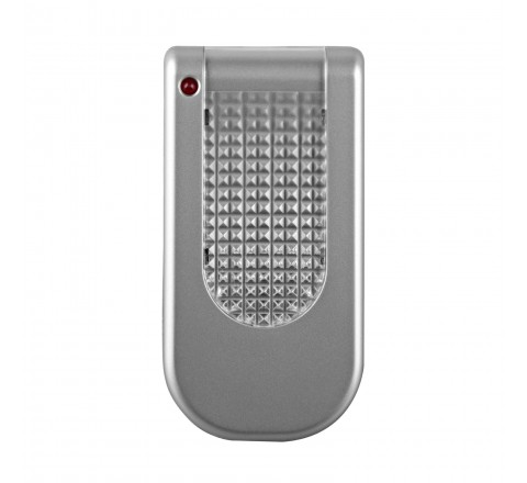 Belkin Hi-Speed USB 2.0 4-Port Lighted Hub (Silver)