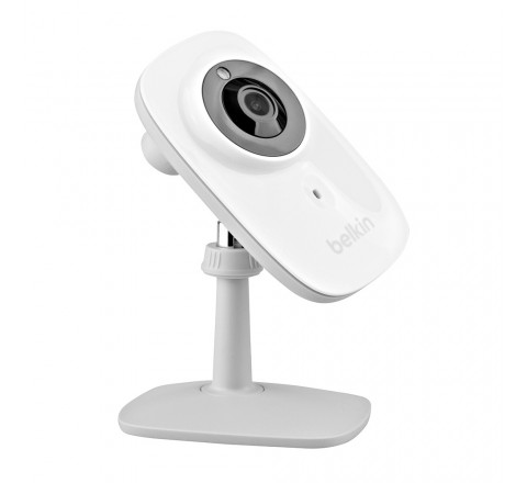 NetCam Wi-Fi Camera with Night Vision (White)