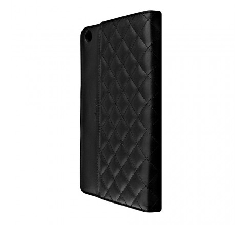 Belkin Quilted Cover with Stand for Apple iPad Mini, iPad Mini Retina  (Black)