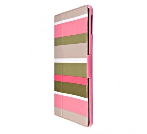 Belkin Formfit Folio for Apple iPad Air (Pink Stripe)