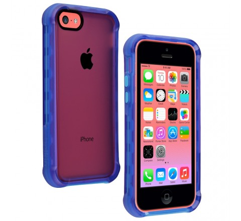 Belkin Outrigger Protective Case for Apple iPhone 5C (Lavender/Reflection)