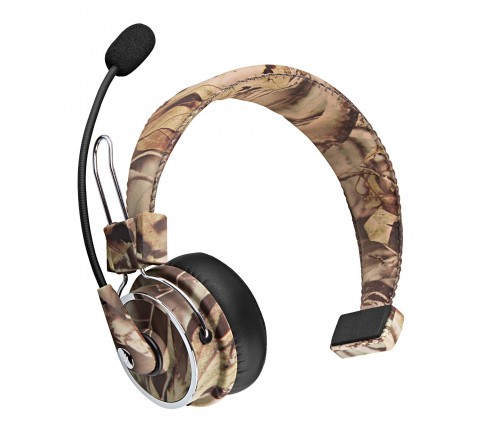 Blue Tiger Elite Wireless Bluetooth Headset with Mic (Camouflage)