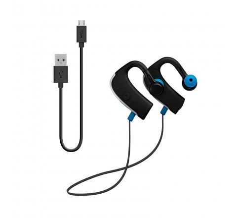 BlueAnt PUMP HD Wireless Bluetooth Sportbuds (Black)