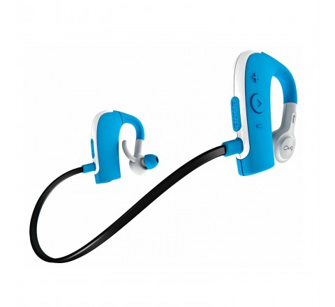 BlueAnt PUMP Wireless Bluetooth HD Sportbuds (Blue)