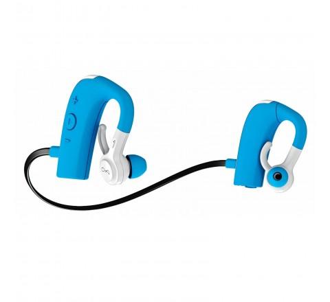BlueAnt PUMP Wireless Bluetooth HD Sportbuds (Blue)
