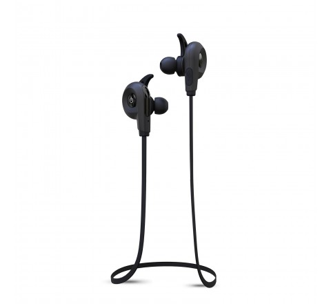 BlueAnt PUMP LITE Wireless Bluetooth Earbuds (Black)