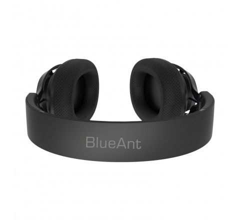 BlueAnt Pump Zone Wireless Bluetooth HD Audio Headphones (Black)