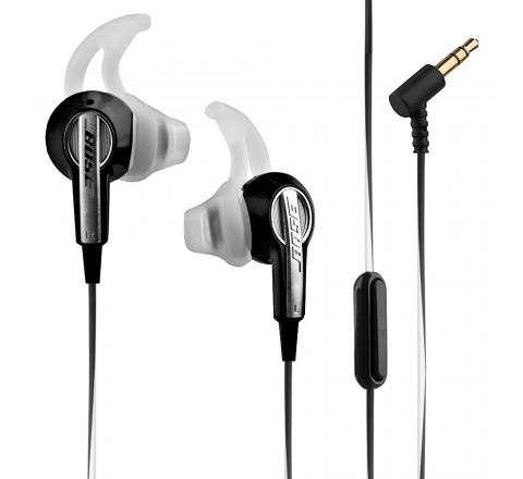 Bose MIE2i Bluetooth Headset for Apple Devices (Black)