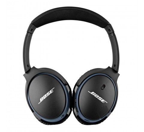 Bose SoundLink Wireless Headphones II (Black)