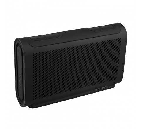 Braven Balance Rugged Waterproof Bluetooth Speaker w/Built-in 4000 mAh Power Bank (Black)