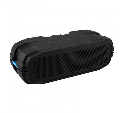Braven BRV-X Ultra Rugged Waterproof Bluetooth Speaker w/Built-in 5200 mAh Power Bank (Blue)