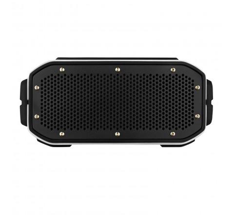 Braven PRO Rugged Waterproof Bluetooth Speaker w/Built-in 2200 mAh Power Bank (Black)
