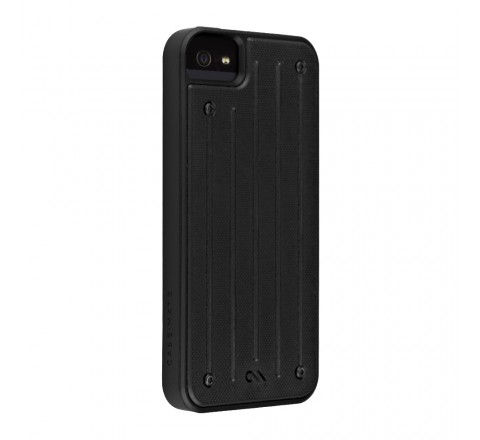 Case-Mate Caliber Protective Case for Apple iPhone 5/5S/SE (Black)