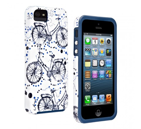 Case-Mate Afternoon Ride Case for Apple iPhone 5/5S/SE (Pattern)