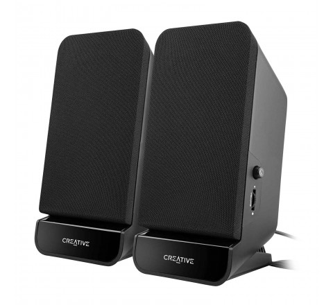 Creative Labs A60 2.0 Speaker System (Black)