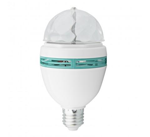 Casavida LA005 Rotating LED Strobe Bulb for Party/Club/Bar