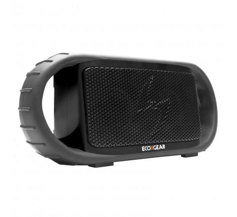 ECOXGEAR ECOXBT Waterproof Wireless Bluetooth Speaker (Black)