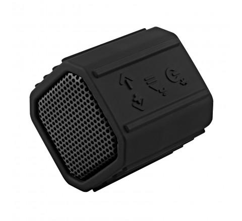 ECOXGEAR ECOPEBBLE IPX7 Waterproof Wireless Bluetooth Speaker (Black)