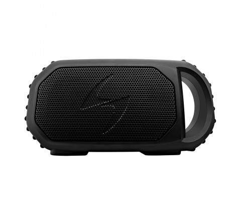 EcoXGear EcoStone Portable Waterproof Wireless Bluetooth Speaker (Black)