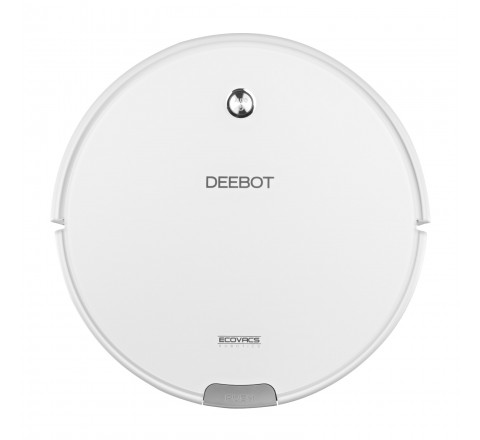 Ecovacs Deebot M82 Robotic Vacuum Cleaner (White)