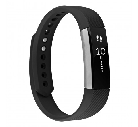 Fitbit Alta Fitness Tracker Large (Black)