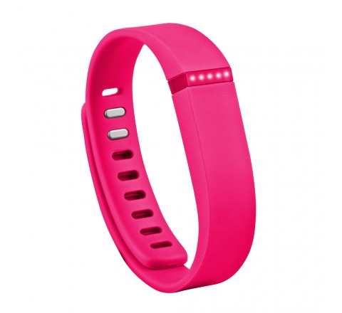 Fitbit Flex Wireless Activity and Sleep Tracker Wristband (Pink)
