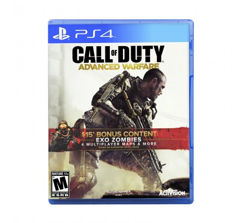 Call of Duty: Advanced Warefare (PS4)