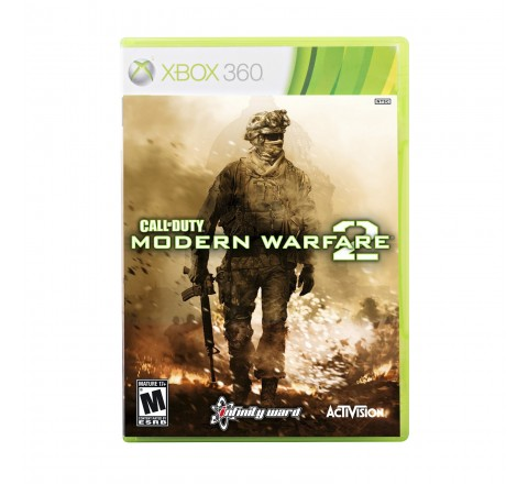 Call of Duty: Modern Warefare 2 (XBOX360)