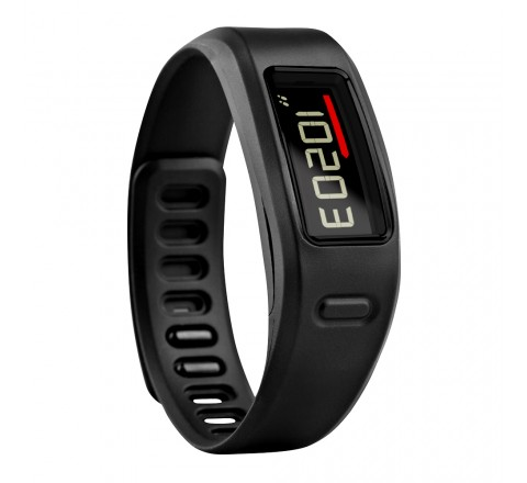 Garmin Vivofit Bluetooth Fitness Band for IOS and Android (Black)