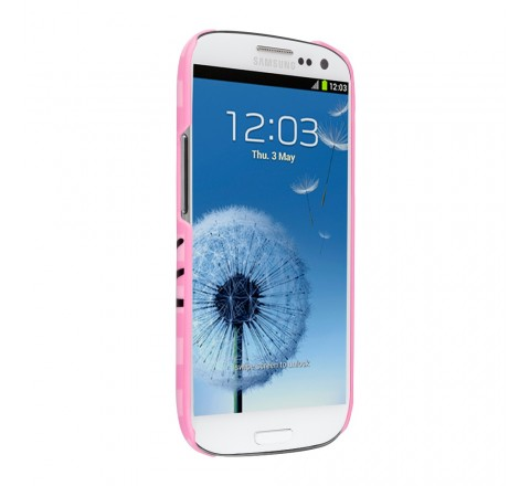 Hello Kitty Hard Case for Samsung Galaxy S3 (Pink)