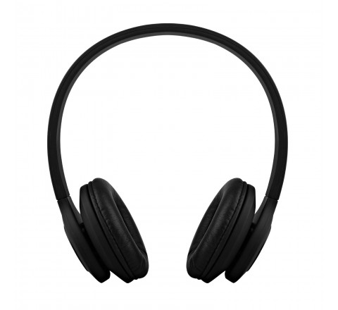 HMDX Jam Transit Wireless Bluetooth Headphones (Matte Black)