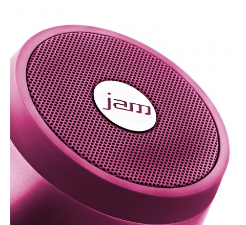 HMDX Jam Plus Bluetooth Wireless Speaker (Pink)