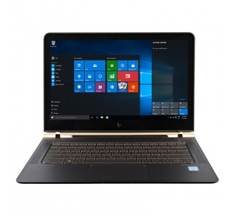 "HP Spectre 13.3"" Intel i7 2.5 GHz 8GB Ram 256GB SSD FHD IPS Windows 10 Ultrabook (Black)"