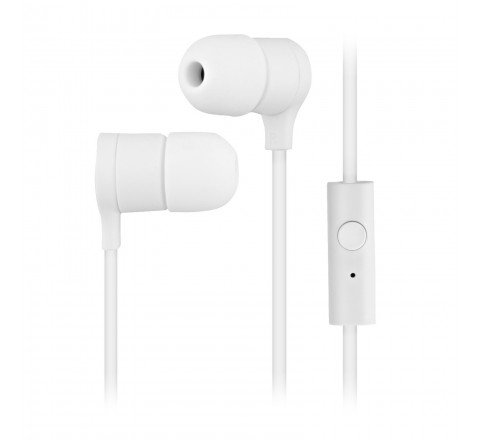 HTC Stereo Headset for HTC EVO with Microphone (White)