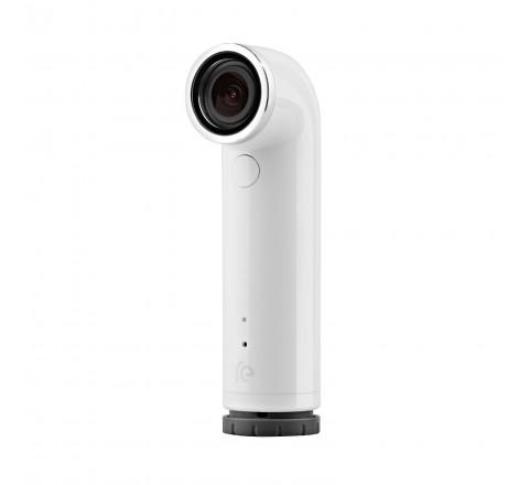 HTC RE 16.0 MP Waterproof Digital Camera (White)