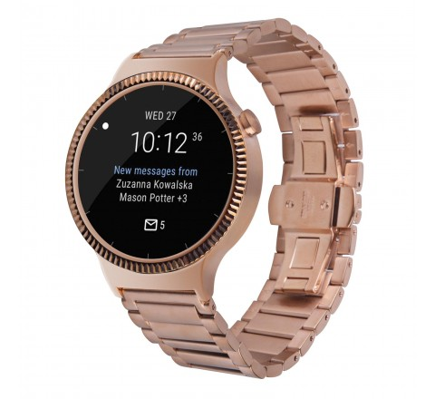 Huawei Stainless Steel Smartwatch Rose Gold