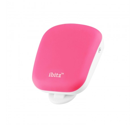 iBitz Kids Powerkey Wireless Activity Monitor with Pedometer (Watermelon)
