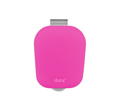 iBitz Kids Powerkey Wireless Activity Monitor with Pedmoeter (Pink)