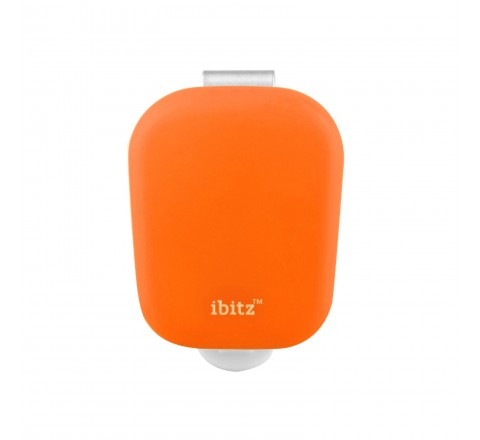 iBitz Unity Adult Fitness Tracker (Orange)