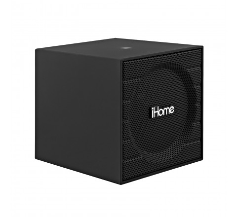 iHome iBN17 Mini Wireless Bluetooth Speaker (Black)