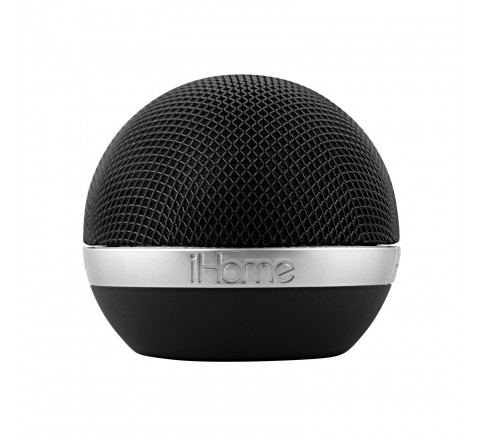 iHome IDM8 Wireless Bluetooth Sphere Speaker (Black)