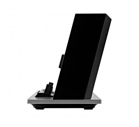 iLUV ModernSound Blue Wireless Bluetooth Speaker for Android and Windows Phones (Black)