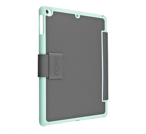 Incipio Lexington Hard Shell Folio Case for Apple iPad Air (Gray)