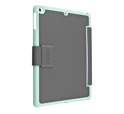 Incipio Lexington Hard Shell Folio Case for Apple iPad Air (Gray)